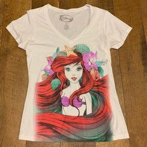 Little Mermaid Tee